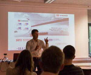 DB Schenker: Dnešní myšlenky jsou inovacemi zítřka