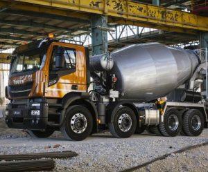 Iveco představilo nový Stralis X-WAY v Ulmu