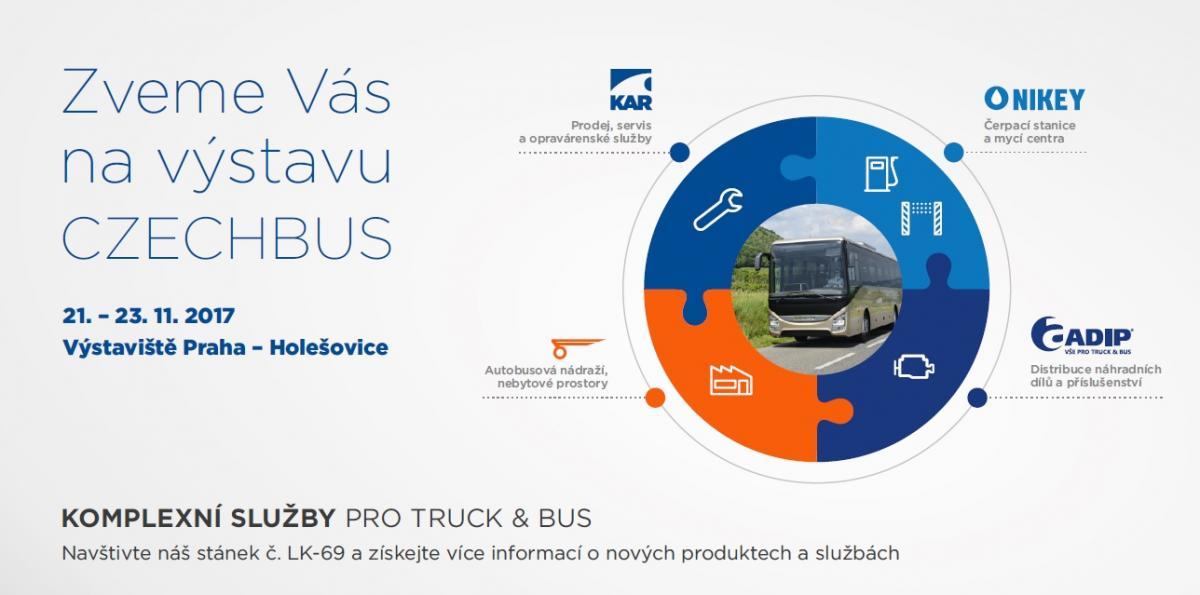 Pozvánka na Czechbus od Adipu