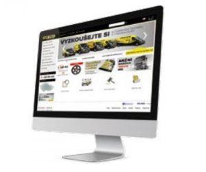 Další vylepšení e-shopu Auto Kelly