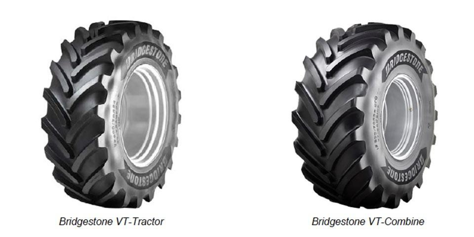 Expozice Bridgestone na veletrhu Agritechnica 2017