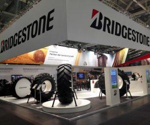 Bridgestone na veletrhu Agritechnica 2017