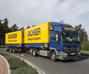 DACHSER otevřel dvě další linky do Německa