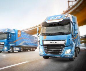 Nové modely vozidel DAF CF a DAF XF získaly titul Mezinárodní nákladní vozidlo roku