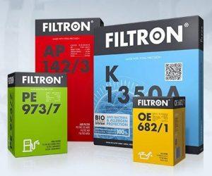 Novinky firmy Filtron pro autobusy, nákladní vozy i dodávky