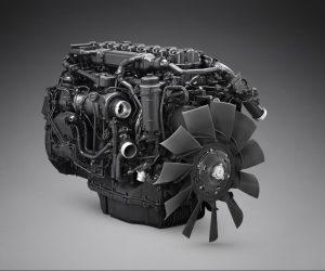 Scania představuje nejnovější plynový motor určený pro dálkovou přepravu