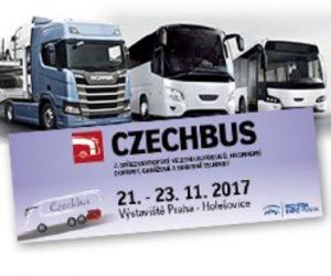 Společnost AD Technik na veletrhu CZECHBUS
