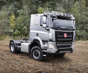 TATRA představí na Agritechnice 2017 speciální vozidlo řady PHOENIX