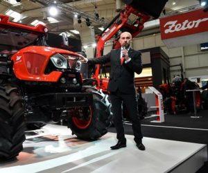 ZETOR na Agritechnice představil řadu novinek