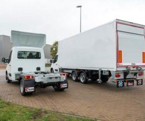 Nové poplatky pro užitková vozidla v Belgii