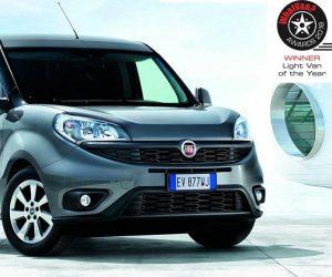 Doblò Cargo získalo titul Light Van of the Year