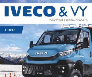 Magazín IVECO & a VY 3/2017