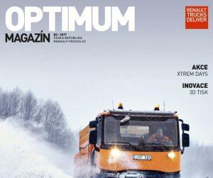 Magazín OPTIMUM 2-2017 od Renault
