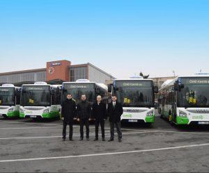ČSAD Karviná pořídila nové autobusy IVECO URBANWAY CNG