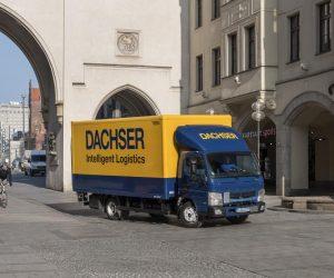 DACHSER získal ocenění za udržitelný rozvoj