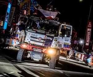 Kolomý smutným rytířem letošní rally Dakar, Šoltys mile překvapil