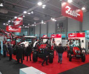 ZETOR UTILIX se poprvé představil na výstavě Polagra Premiery 2018