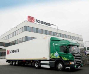 DB Schenker hraje klíčovou roli při splnění ekologického cíle skupiny Deutsche Bahn