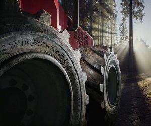 Nokian Heavy Tyres zvýší svou výrobní kapacitu o 50 %
