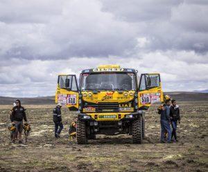Macík na Dakaru třetí. Další etapa zrušena. Co přijde dál?