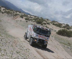 10. etapa Dakaru míchá pořadím, Huzink je 10.
