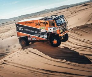 Africa Eco Race 2018 startuje