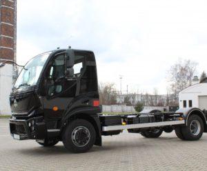 Předání vozu AVIA Initia dealerovi
