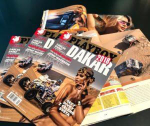 Očekávaný speciál Playboy Dakar brzy v prodeji