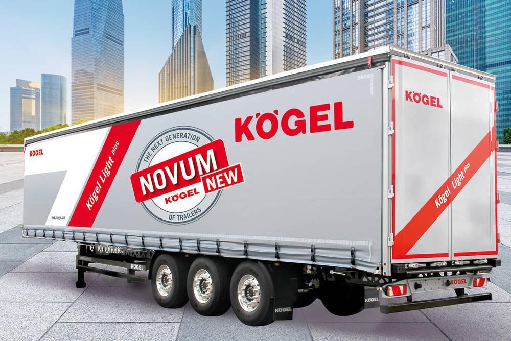 Nová generace vozidel NOVUM na příkladu Kögel Lightplus