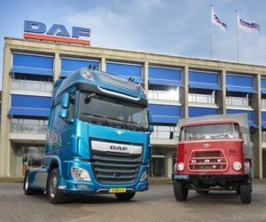 DAF Trucks představuje limitovanou edici k 90. výročí