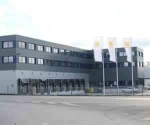 GEIS otevřel v ČR nové centrální překladiště