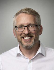 Lars Mårtensson, ředitel pro životní prostředí a inovace ze společnosti Volvo Trucks