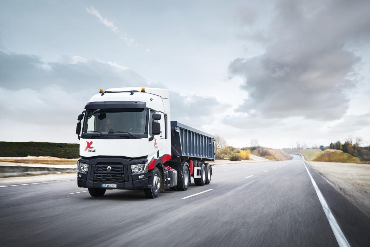 Renault Trucks uvádí na trh ojetý model T X-Road 460