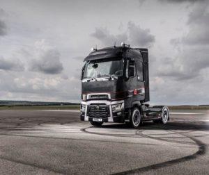 Renault Trucks T High získal cenu za design