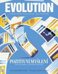 Vyšlo nové číslo magazínu společnosti SKF - Evolution 1.2018