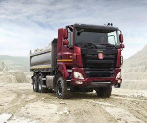 Tatra Trucks z Kopřivnice podporuje svůj region