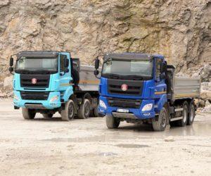 Nová generace nákladních vozidel TATRA PHOENIX