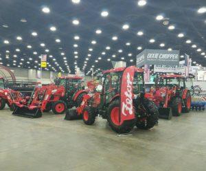 ZETOR představí nové traktory a nový design v USA