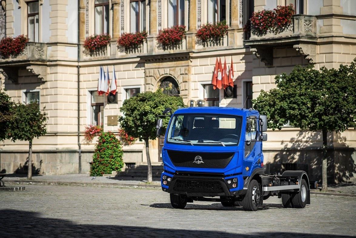 AVIA Motors získala globální homologaci k vozidlům modelové řady D Initia