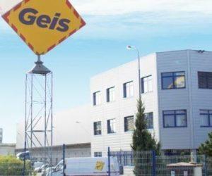 Nová pobočka pro paletovou přepravu skupiny GEIS