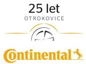 25. výročí spojení české značky Barum s německým Continentalem