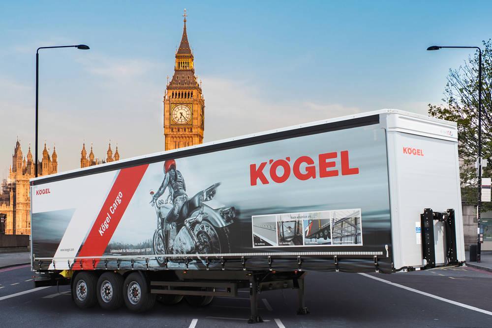 Kögel představuje odolné návěsy Cargo s dlouhou životností