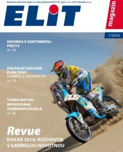 ELIT magazín 01/2018