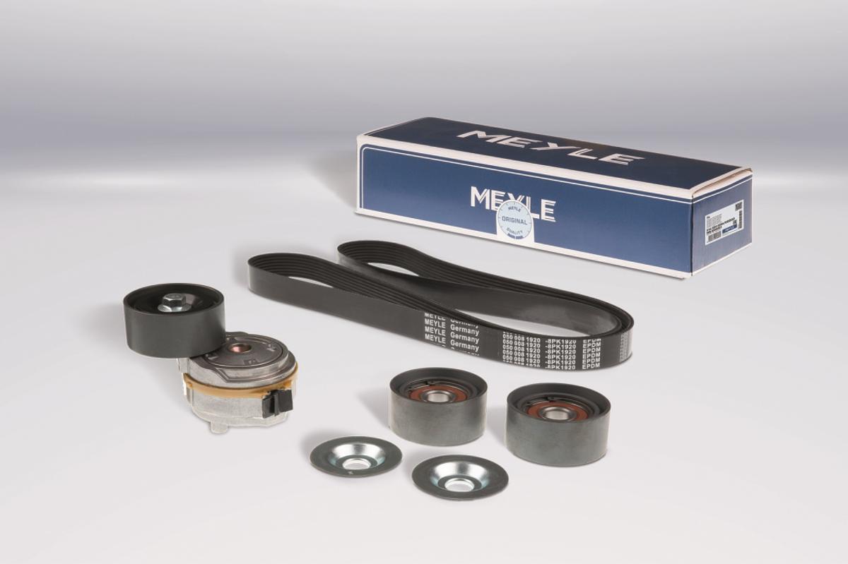 Nové sady drážkových řemenů pro užitková vozidla v kvalitě Meyle-ORIGINAL