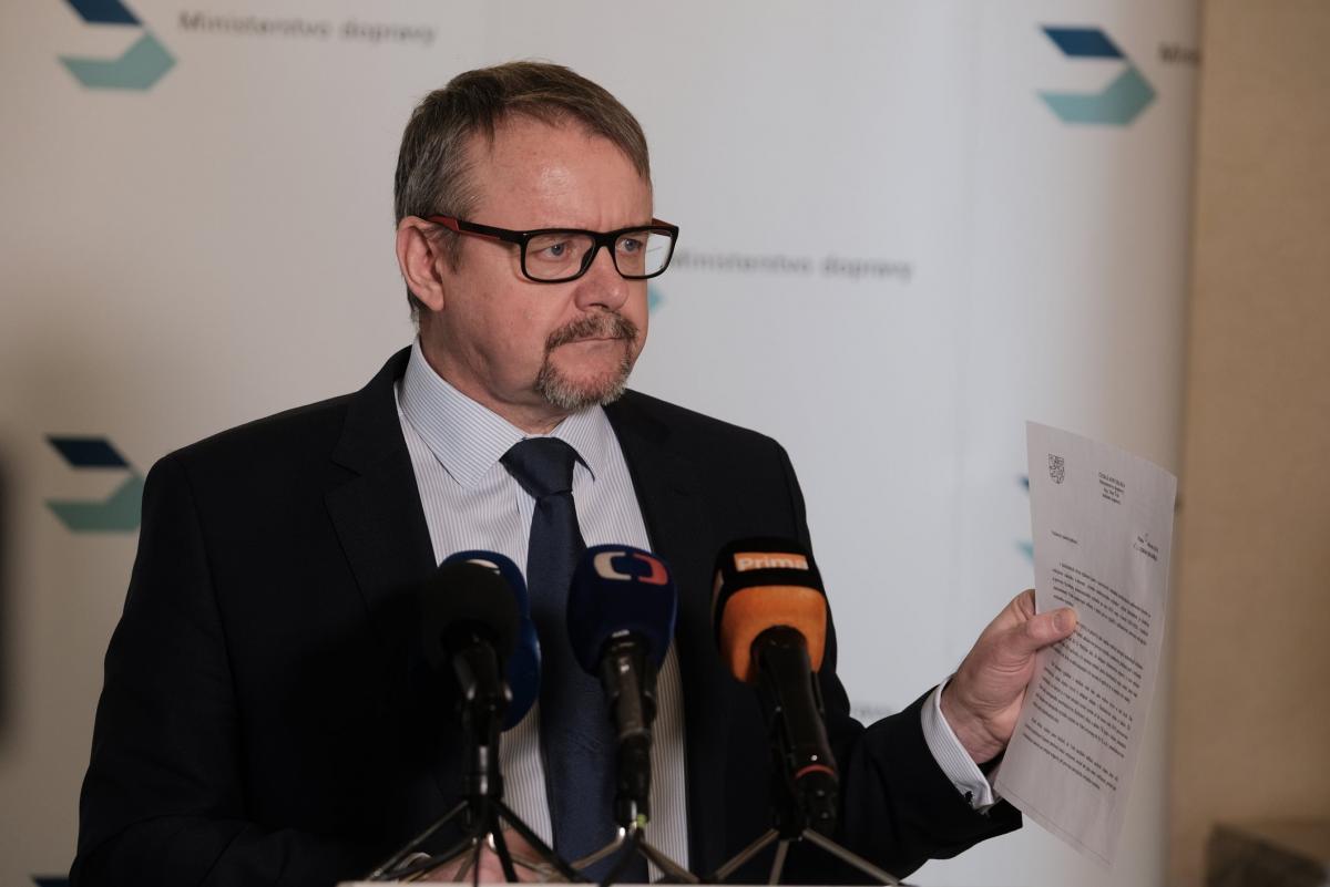 Ministr Ťok vyzývá společnost Kapsch ke snížení nákladů na provoz mýtného systému v ČR
