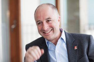 Bruno Blin, Prezident Renault Trucks