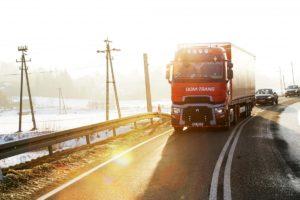 Renault Trucks má zastoupení ve vice než 100 zemích