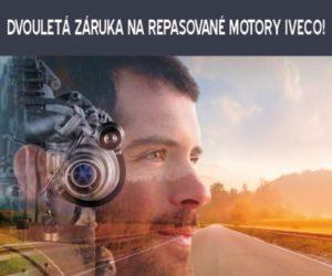 Zliner prodlužuje záruku repasovaných motorů