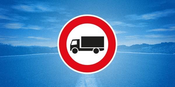 Zákazy jízdy v celé Evropě o Velikonocích