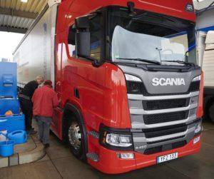 Scania vítězem testu nákladních automobilů